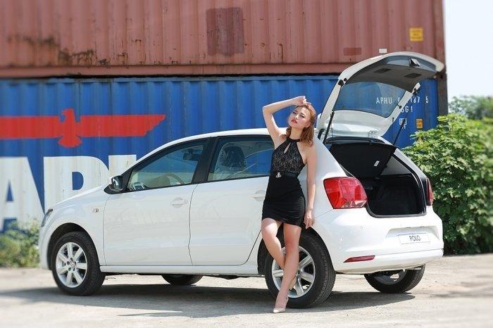 Cần bán xe Volkswagen Polo đời 2015, màu đỏ, nhập khẩu nguyên chiếc, 630tr-8