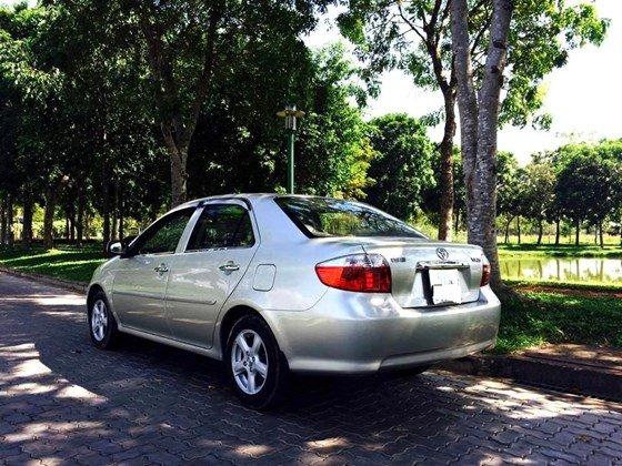 Cần bán lại xe Toyota Vios đời 2007, xe nhập, giá 325tr-6