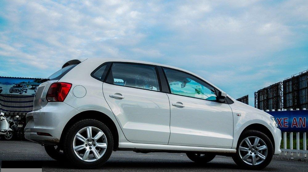 Cần bán xe Volkswagen Polo đời 2015, màu đỏ, nhập khẩu nguyên chiếc, 630tr-4