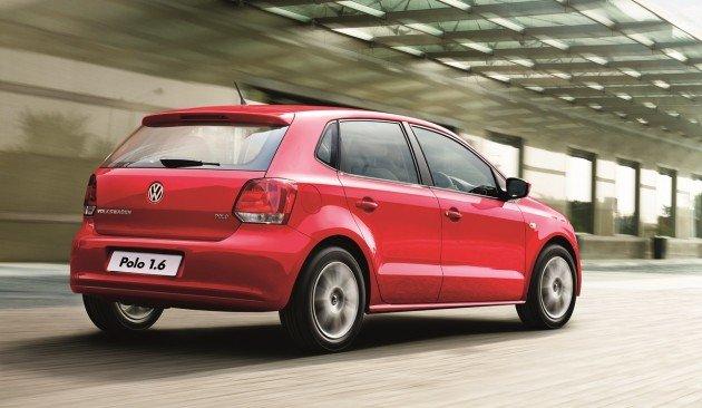Cần bán xe Volkswagen Polo đời 2015, màu đỏ, nhập khẩu nguyên chiếc, 630tr-2