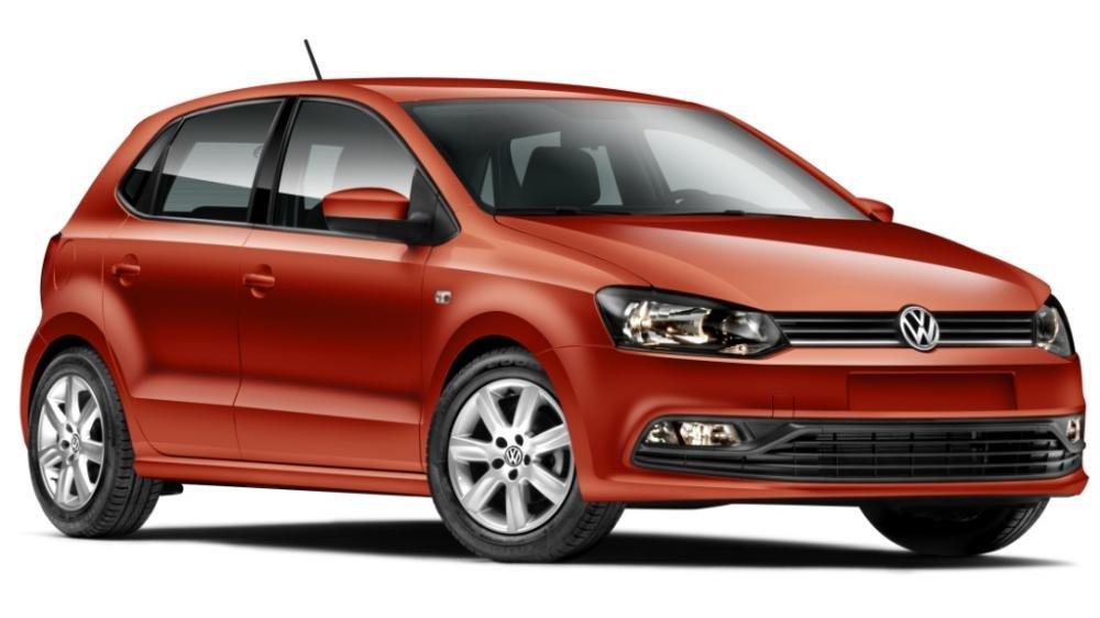 Cần bán xe Volkswagen Polo đời 2015, màu đỏ, nhập khẩu nguyên chiếc, 630tr-7
