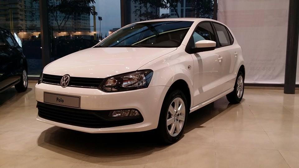 Cần bán xe Volkswagen Polo đời 2015, màu đỏ, nhập khẩu nguyên chiếc, 630tr-6