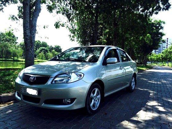 Cần bán lại xe Toyota Vios đời 2007, xe nhập, giá 325tr-2