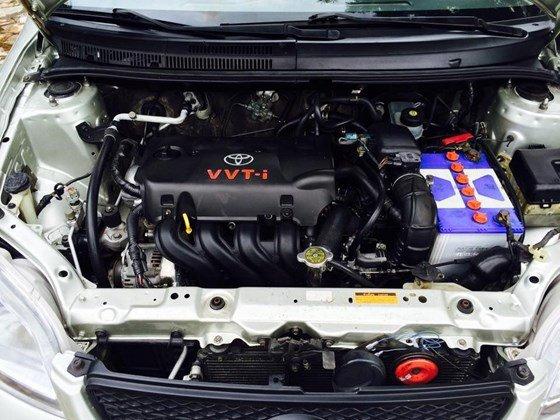 Cần bán lại xe Toyota Vios đời 2007, xe nhập, giá 325tr-3