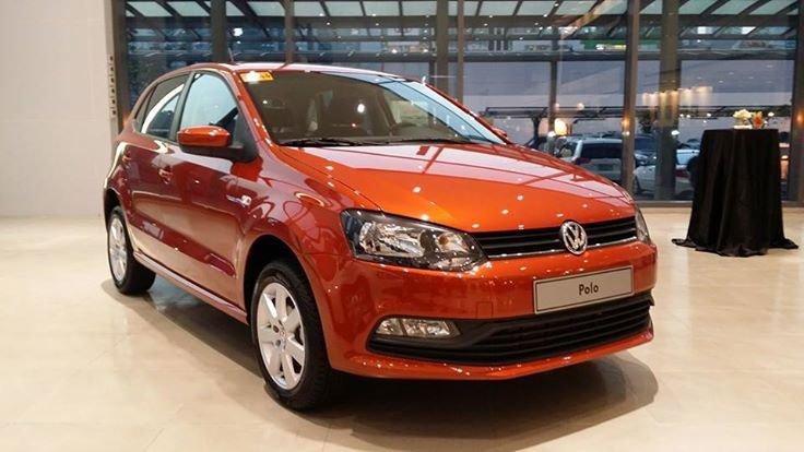 Cần bán xe Volkswagen Polo đời 2015, màu đỏ, nhập khẩu nguyên chiếc, 630tr-5