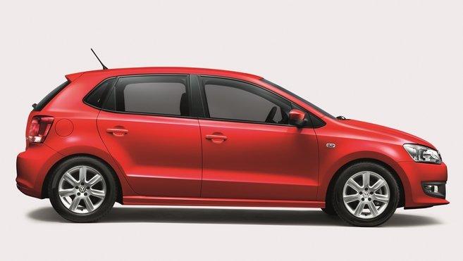 Cần bán xe Volkswagen Polo đời 2015, màu đỏ, nhập khẩu nguyên chiếc, 630tr-3