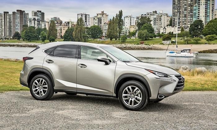 """Lexus """"chịu chơi"""" trang bị turbo tăng áp cho mọi dòng xe."""
