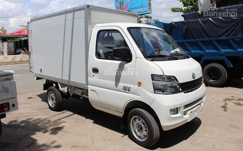 Bán xe tải nhẹ Changan 850kg, giá rẻ nhất, xe tải máy xăng 850kg-0