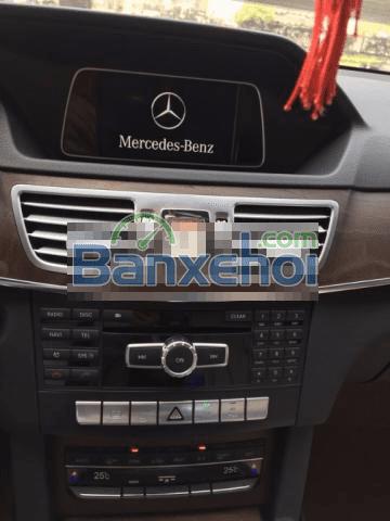 Cần bán lại xe Mercedes E200 đời 2015, màu đen, nhập khẩu chính hãng, chính chủ-1