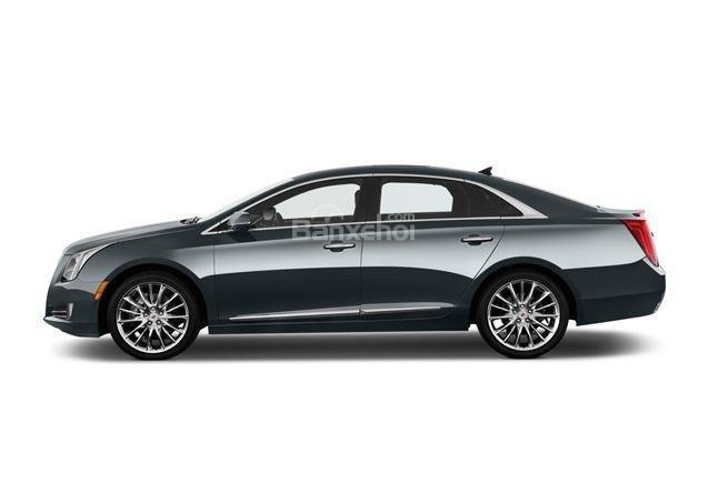 Đánh giá xe Cadillac XTS 2016: Thiết kế thân xe sang trọng