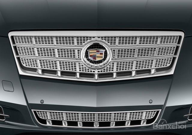 Đánh giá xe Cadillac XTS 2016: Thiết kế lại lưới tản nhiệt