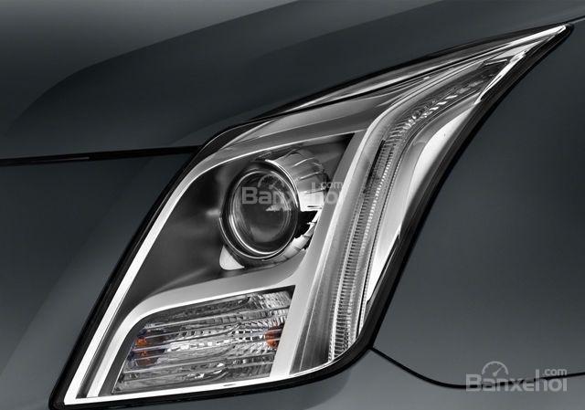 Đánh giá xe Cadillac XTS 2016: Lần đầu tiên đèn pha được ứng dụng LED