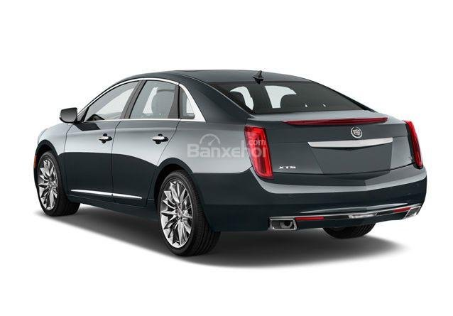 Đánh giá xe Cadillac XTS 2016: Tuy nhiên, so với phiên bản cũ thì mẫu xe này không có nhiều thay đổi