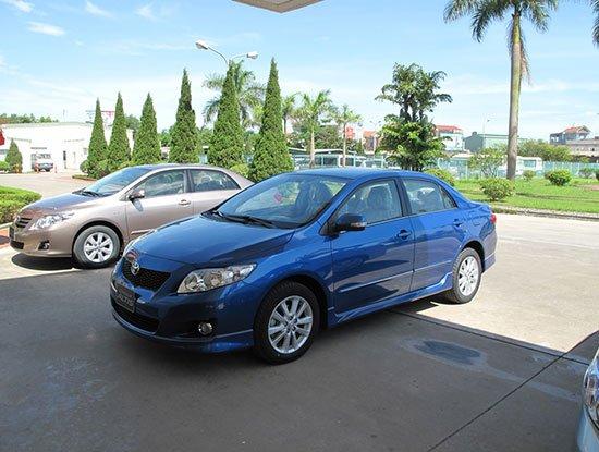 1.Gần 20.000 xe Toyota Corolla, Vios và Yaris tại Việt Nam bị triệu hồi vì lỗi công tắc kính.