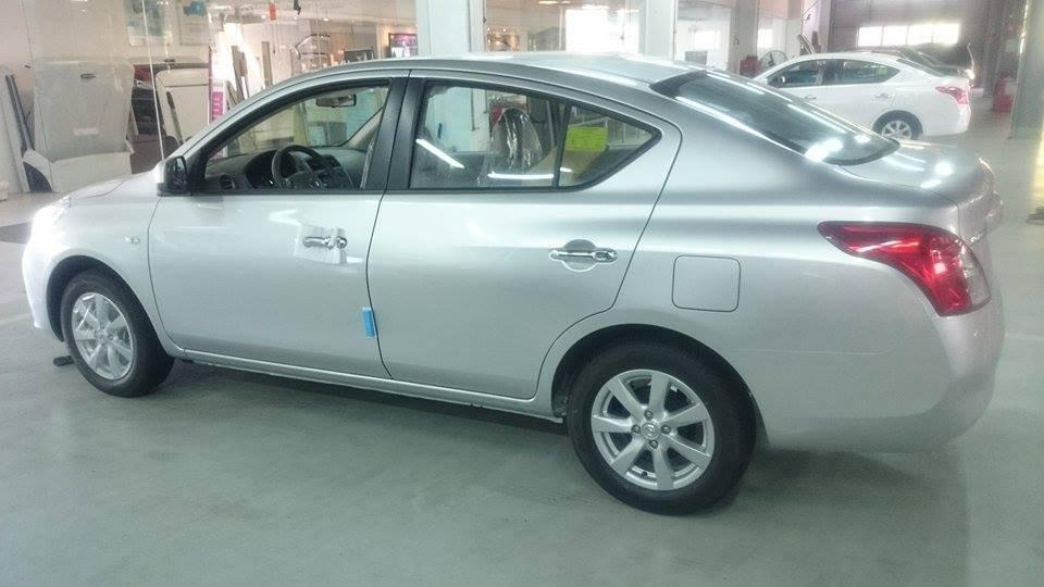 Nissan Đà Nẵng bán xe nissan sunny 2015, màu bạc, giá chỉ 485 triệu-2