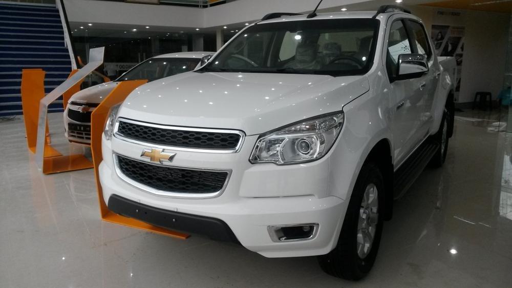 Bán xe Chevrolet Colorado đời 2015, nhập khẩu-1