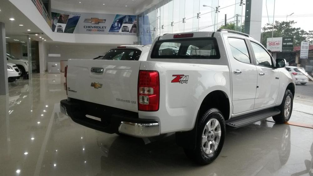 Bán xe Chevrolet Colorado đời 2015, nhập khẩu-4