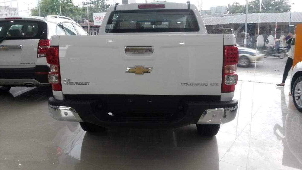 Bán xe Chevrolet Colorado đời 2015, nhập khẩu-2