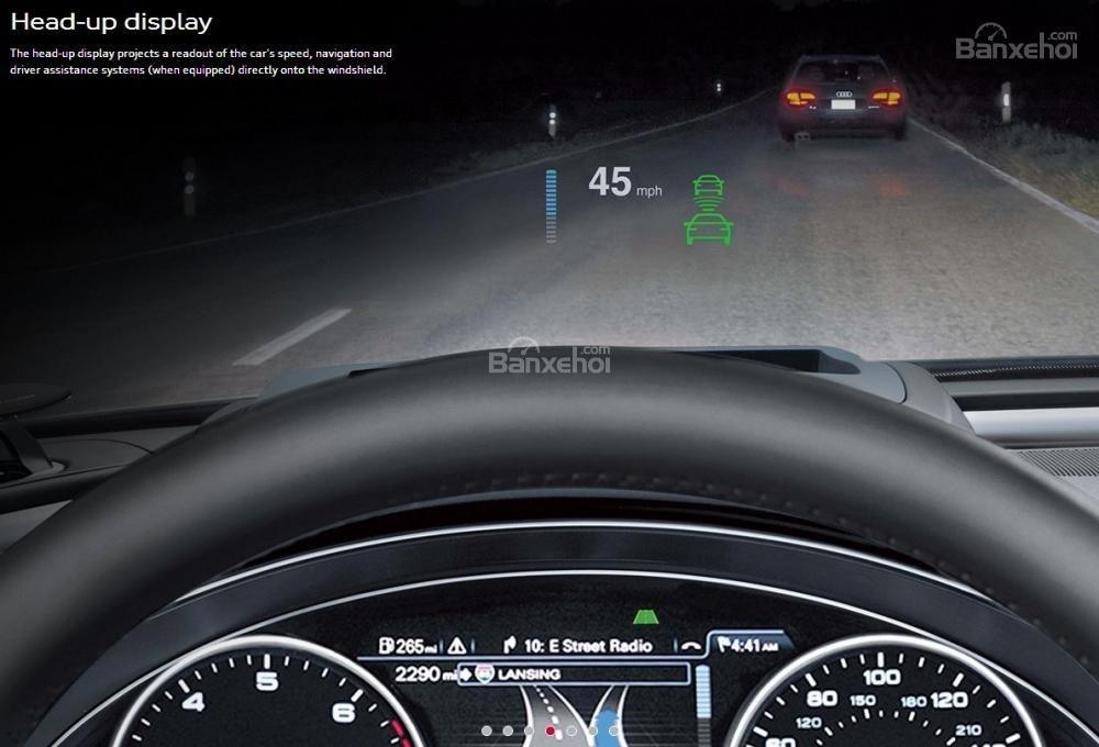 Đánh giá xe Audi S8 2016: Xe được trang bị hệ thống chống bó cứng phanh
