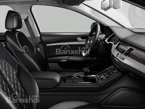Đánh giá xe Audi S8 2016: Có thể điều chỉnh theo 22 cách