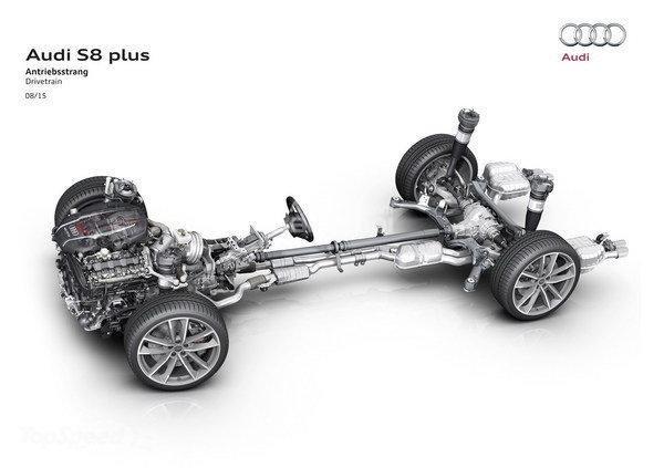 Đánh giá xe Audi S8 2016: Xe cho sức mạnh lớn