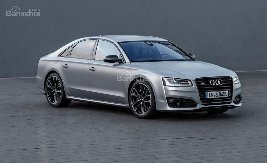 Đánh giá xe Audi S8 2016: Mẫu xe này vẫn là một lựa chọn hàng đầu trong phân khúc