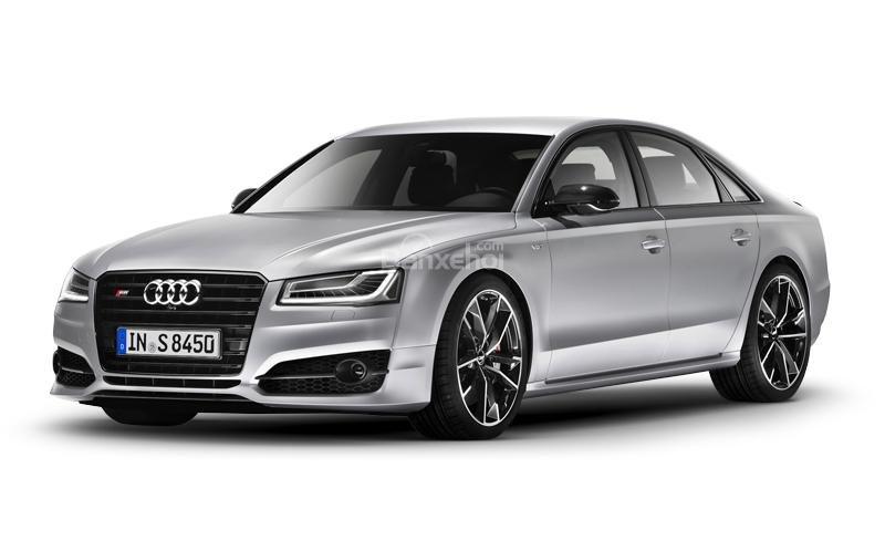 Đánh giá xe Audi S8 2016: Sức hấp dẫn đặc biệt.