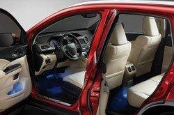 Cần bán Honda CR V đời 2015, màu đỏ-8