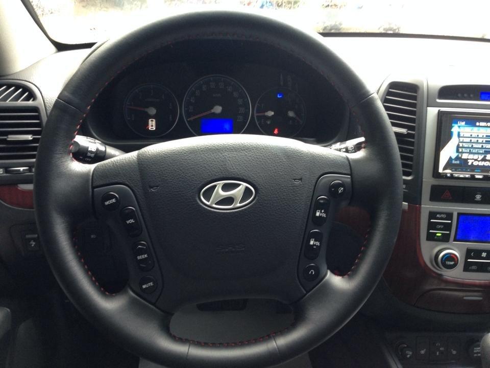 Cần bán Hyundai Santa Fe đời 2006, nhập khẩu chính hãng, số tự động, giá 595tr-6