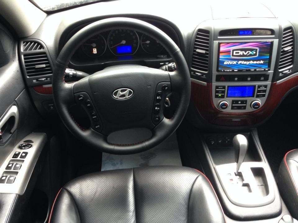 Cần bán Hyundai Santa Fe đời 2006, nhập khẩu chính hãng, số tự động, giá 595tr-5