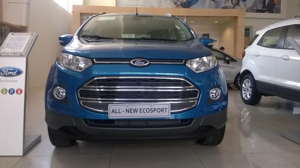 Cần bán Ford EcoSport đời 2015, xe đẹp -2