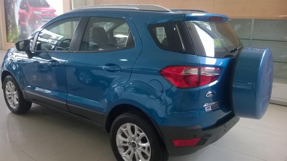 Cần bán Ford EcoSport đời 2015, xe đẹp -5