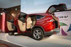 Cần bán Honda CR V đời 2015, màu đỏ-5