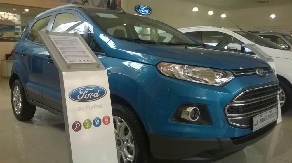 Cần bán Ford EcoSport đời 2015, xe đẹp -1