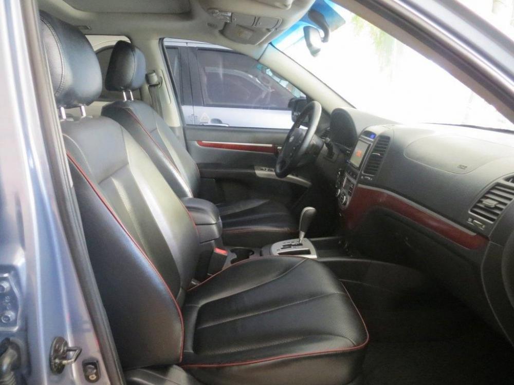 Cần bán Hyundai Santa Fe đời 2006, nhập khẩu chính hãng, số tự động, giá 595tr-3