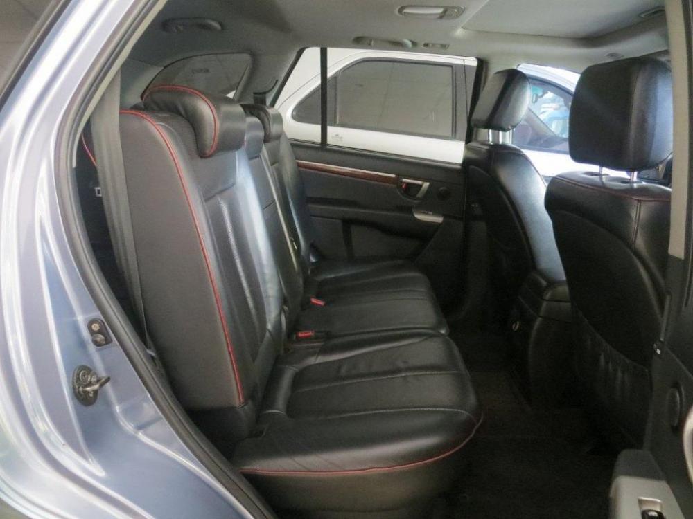 Cần bán Hyundai Santa Fe đời 2006, nhập khẩu chính hãng, số tự động, giá 595tr-4