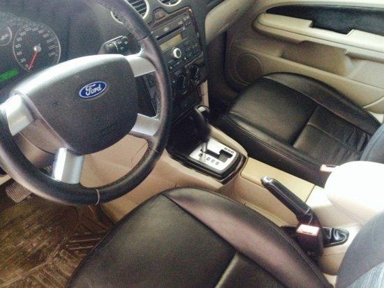 Xe Ford Focus 1.8AT - cũ trong nước đời 2005, màu bạc-3