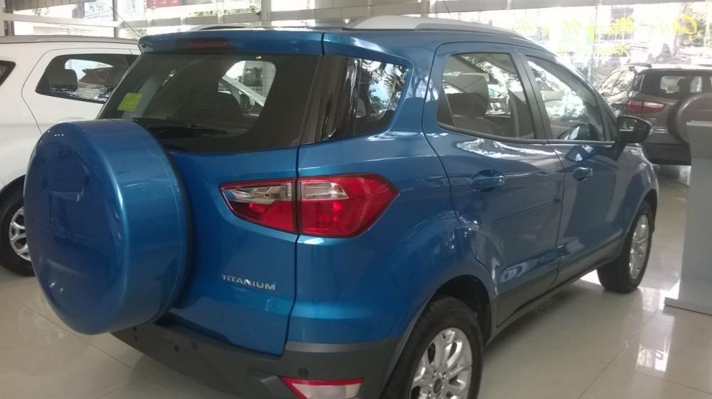 Cần bán Ford EcoSport đời 2015, xe đẹp -4