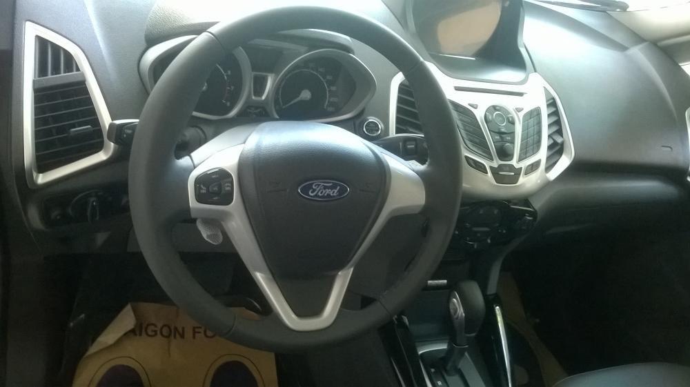Bán xe Ford EcoSport đời 2015, màu xám, 681 triệu-3