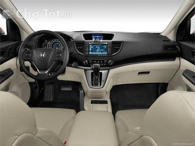 Cần bán Honda CR V đời 2015, màu đỏ-7