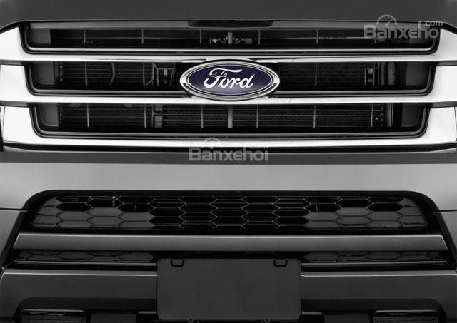 Đánh giá lưới tản nhiệt xe Ford Expedition 2016