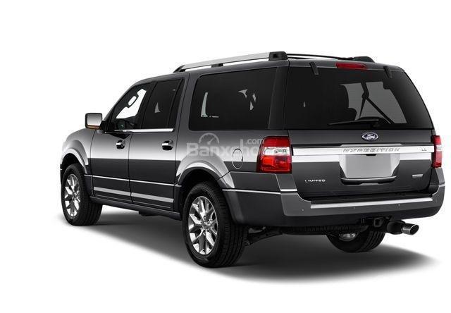 Đánh giá đuôi xe Ford Expedition 2016