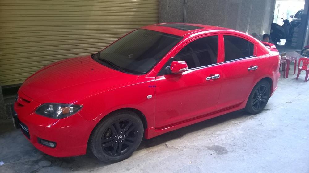 Cần bán Audi A3 đời 2009, màu đỏ, 520 triệu-0