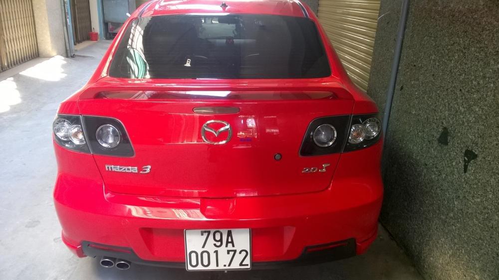 Cần bán Audi A3 đời 2009, màu đỏ, 520 triệu-2