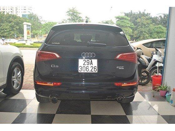 Bán ô tô Audi Q5 đời 2011, xe nhập khẩu, giá tốt-6