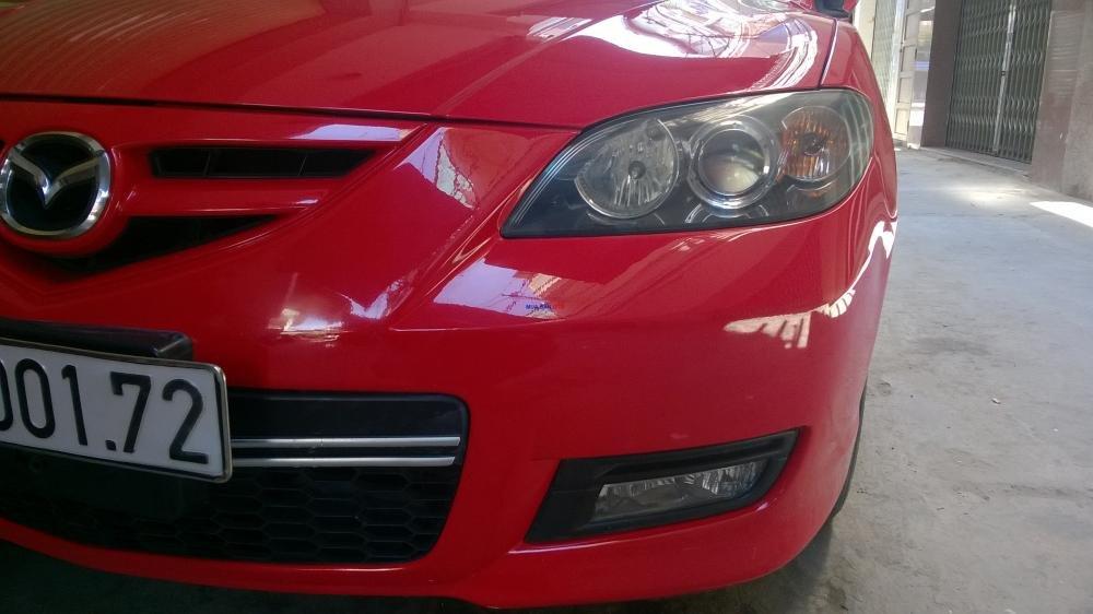 Cần bán Audi A3 đời 2009, màu đỏ, 520 triệu-1