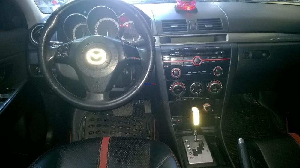 Cần bán Audi A3 đời 2009, màu đỏ, 520 triệu-4