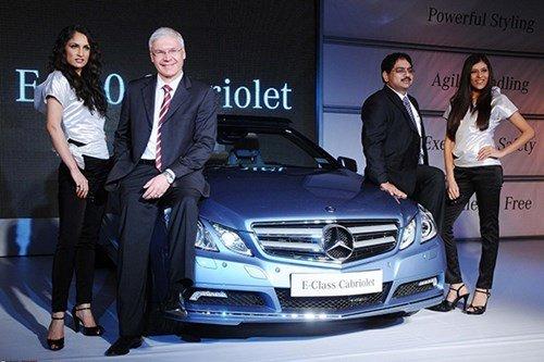 """Mercedes-Benz """"thắng đậm"""" tại Ấn Độ."""