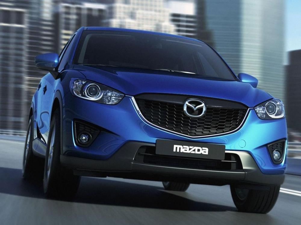 So sánh Kia Sportage 2016 và Mazda CX-5 1