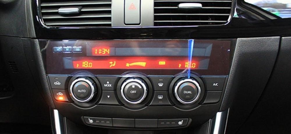 Bảng Tablo của Mazda CX-5 2015.